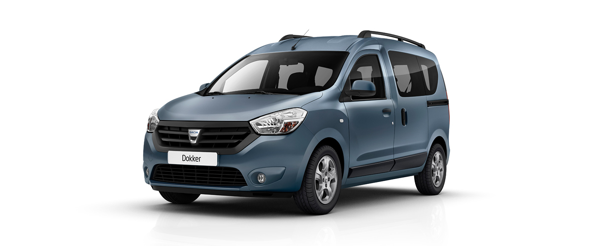 Dacia Dokker Ambiance Blue dCi 75