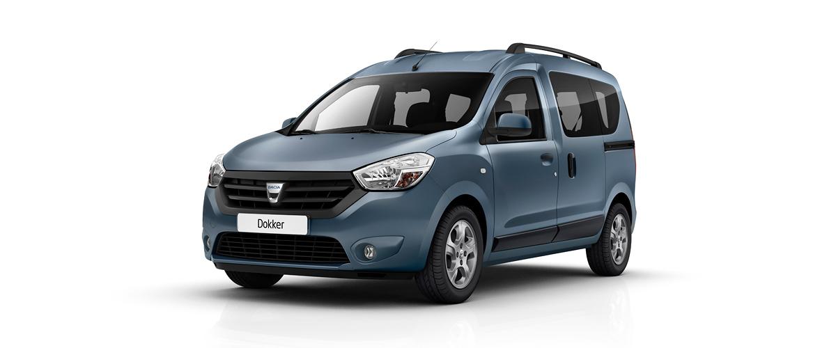 Dacia Dokker Laureate Blue dCi 95
