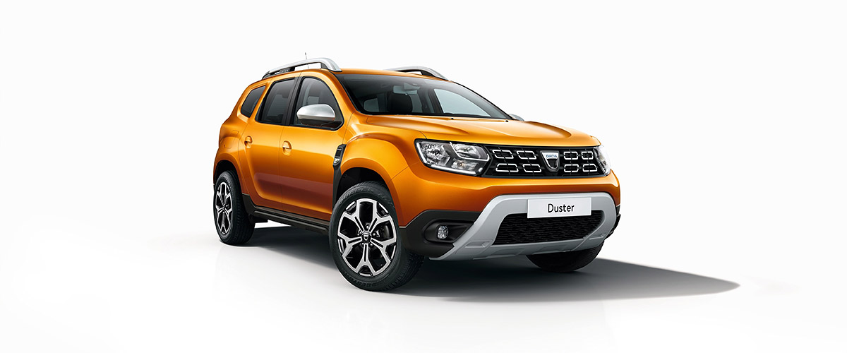 Dacia Duster Essential TCe 100