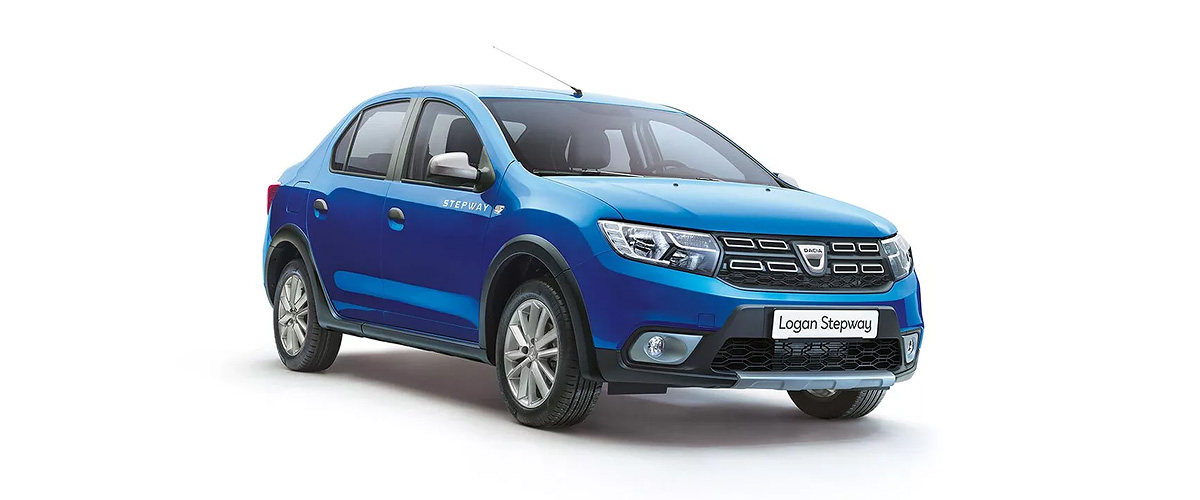 Dacia Logan Stepway Blue dCi 75